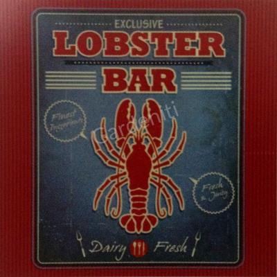 Верзалитов плот Lobster